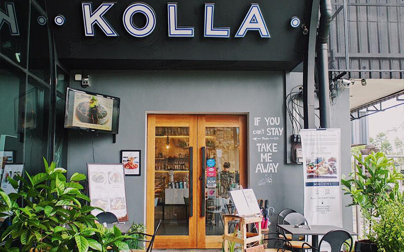 Kolla Coffee featured image.