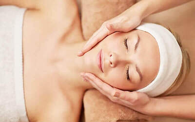 1.5-Hour Hydra Soothing Plus Treatment with Eye Firming Treatment + Relaxing Shoulder Massage for 1 Person