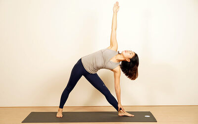 Beginners / Intermediate Yoga Class for 1 Person (4 Sessions)