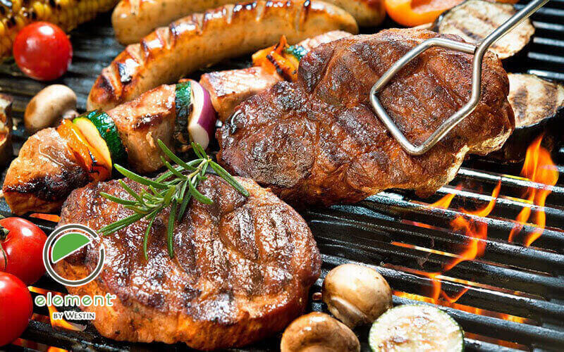 Trace Restaurant: (Thu - Sun) BBQ Temptation Dinner Buffet for 2 People