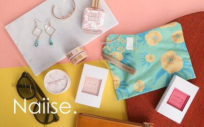 $25 Cash Voucher for Naiise