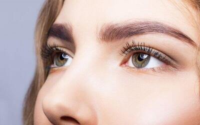 1x Natural Eyelash Extension