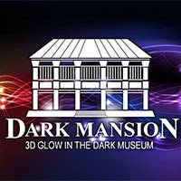 Dark Mansion 3d Glow In The Dark Museum featured image