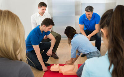 90-Minute First Aid Workshop for 1 Person
