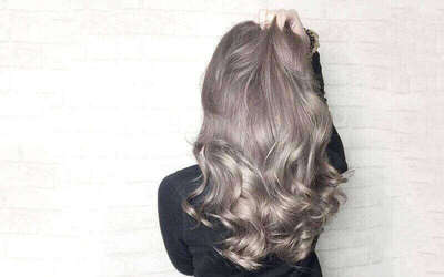 Hair Relaxing / Rebonding / Digital Perm / Cool Perm + Hair and Scalp Treatment + Wash and Blow for 1 Person