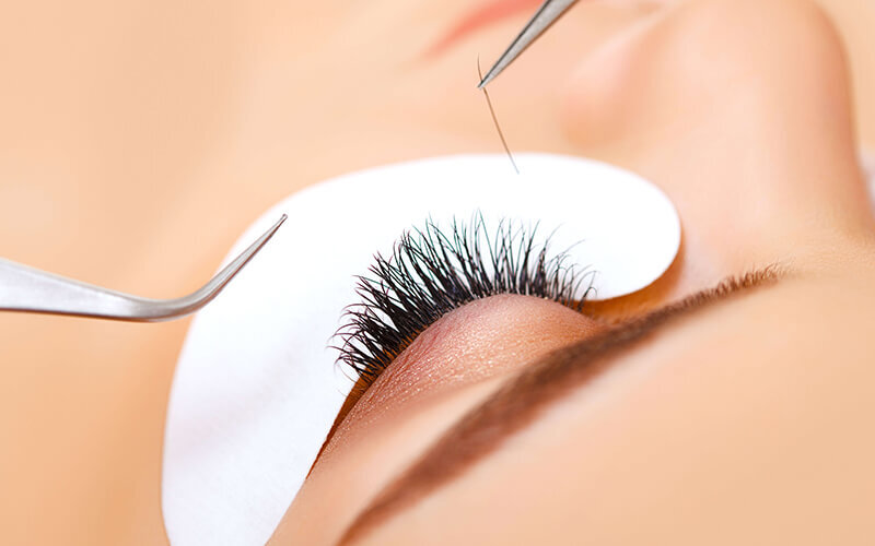 120-Pieces Eyelash Extensions for 1 Person