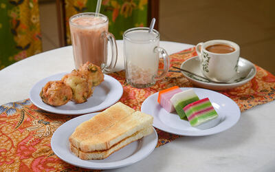 All-Day Tea Time Set for 1 Person