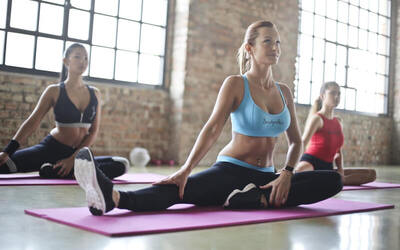 1x Visit Yoga Class with Professional Instructor + Free Complimentary Drink