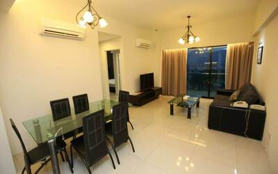 Ipoh: 2D1N Stay in 3-Bedroom Apartment with Breakfast for 6 People