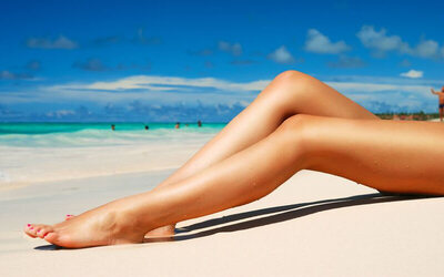 Lower Leg Alma Laser Hair Removal for 1 Person (1 Session)