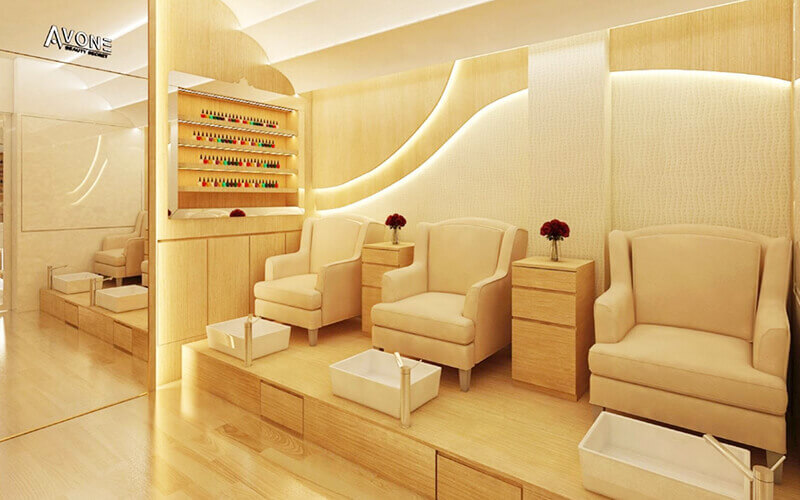 Gel Manicure with Return Soak-Off + Classic Pedicure for 1 Person (1 Session)