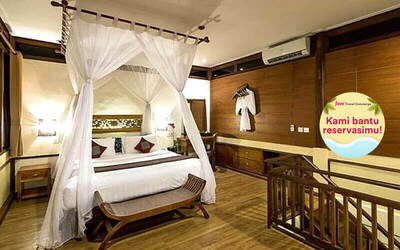 Seminyak: 2D1N One Bedroom Suite + Breakfast