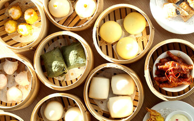 Dimsum All You Can Eat Sunday Package Untuk 1 Orang