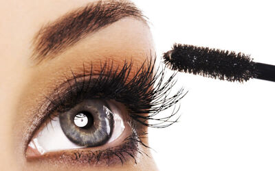 Eyelash Extention Mascara Looks (Full) + Serum Mascara
