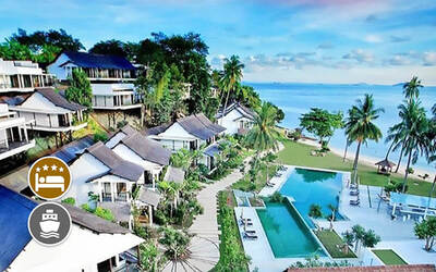 Batam: 3D2N Stay in Tirta Premier OR Riani Deluxe Room with Massage + Return Ferry for 1 Person