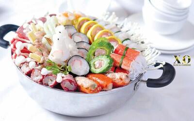 Voucher Value Senilai Rp 100.000 untuk Menu Makanan