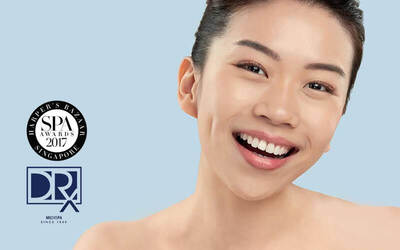 60-Min DRx Essential Deep Cleansing Facial for 2 People