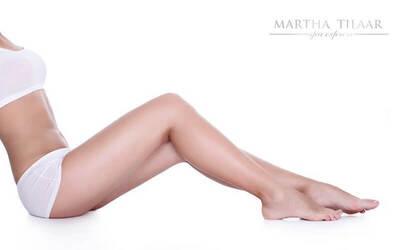 1x Full Leg Waxing (60 Menit)
