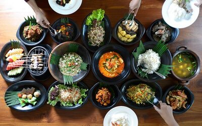 All You Can Eat Peranakan Food Sunday Brunch for 1 Pax