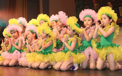 [Fave Exclusive] Ten (10) 45-Minute Pre-Primary Ballet Dance Classes for 1 Child