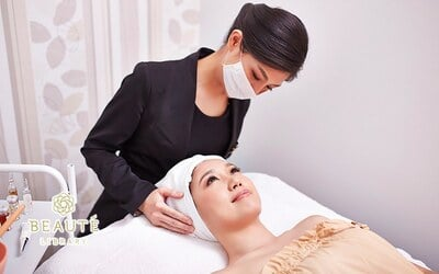 3-Hour Floral Collagen Facial for 1 Person