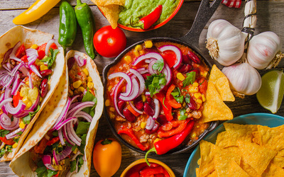 (Jul 7, 2019) Mexican Lunch Buffet for 1 Person