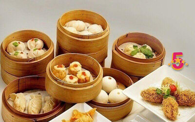 [5 Star Hotel] All You Can Eat Dimsum for 1 Person