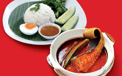 RM70 Cash Voucher for Local Cuisine