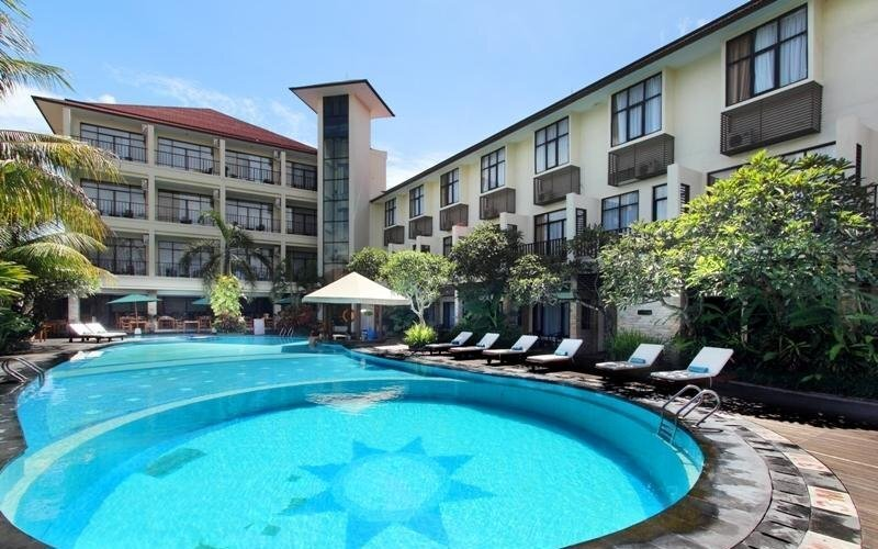 Best Western Resort Kuta featured image.