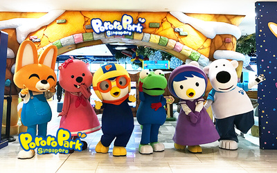 Admission to Pororo Park for 1 Child (Aged 2 - 12 Years Old)