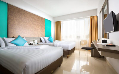 Bali: 4D3N Superior Room (Room Only)