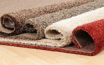 Carpet Cleaning Service for Shaggy-Type Carpet (5' X 7')