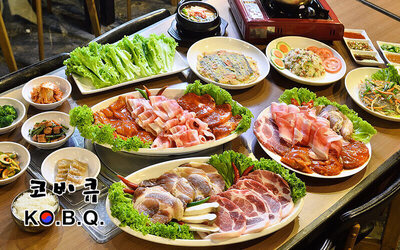 Korean BBQ A la Carte Buffet for 1 Child