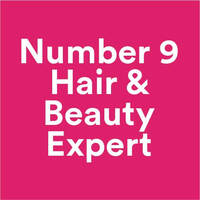 Number 9 Hair & Beauty Expert featured image