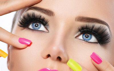Eyelash Extension: Doll Eye