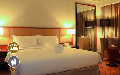 (With Perks) Batam: 2D1N Stay in I Hotel Baloi with Return Ferry Transfer for 1 Person