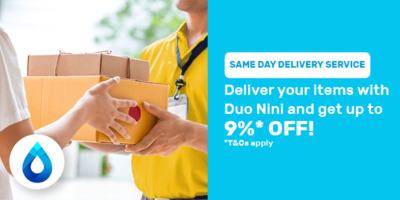 Duo Nini Delivery Service