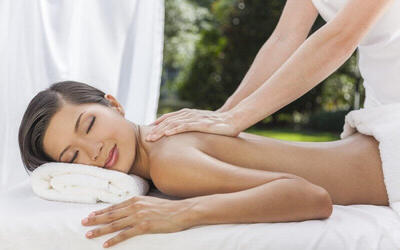 60-Min Aroma Meridian Body Massage for 2 People
