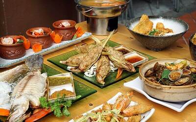 $40 Cash Voucher for Thai Cuisine