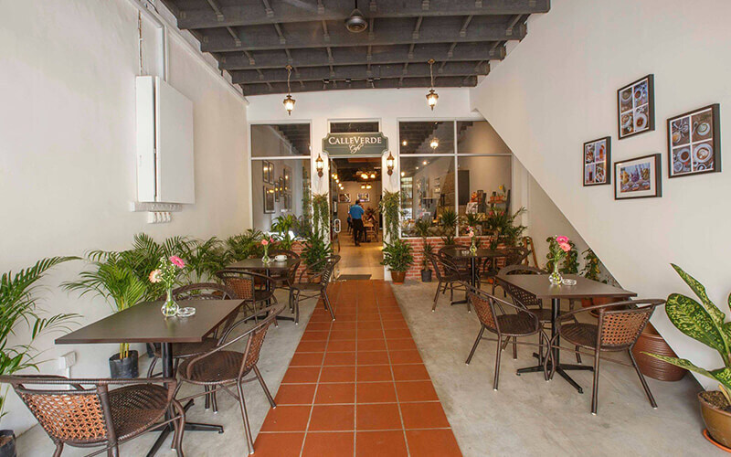CalleVerde Cafe featured image.