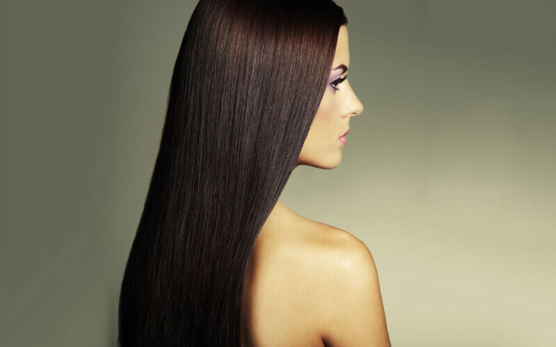 Hair Rebonding + Treatment + Wash and Blow for 1 Person