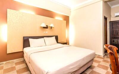 Kuta: 3D2N at Deluxe Room (Room Only) + Ariport Transfer
