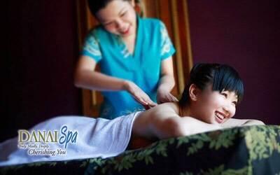 1-Hour Full Body Signature Danai Massage / Aromatherapy Massage for 1 Person