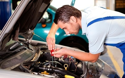 1-Hour 23-Point Full Car Inspection + Tyre Balancing and Alignment for 1 Car