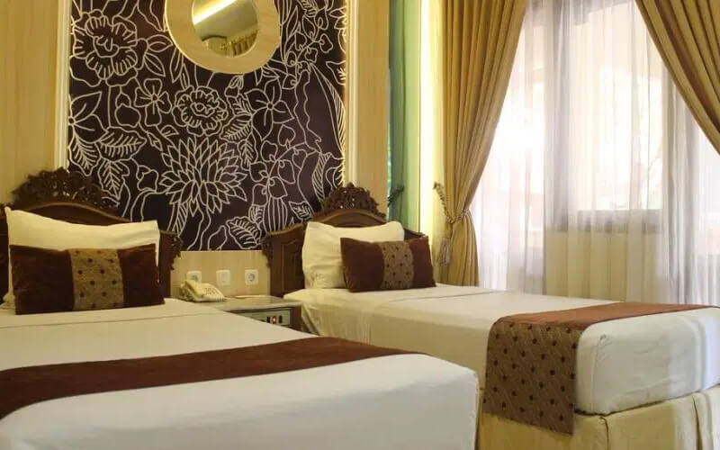 [Thursday - Saturday] Yogyakarta: 2D1N in Superior Room + Breakfast + 1x Evening Tea