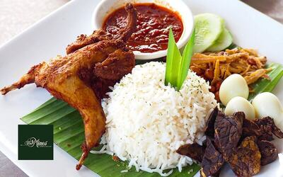 RM30 Cash Voucher for Local Cuisine
