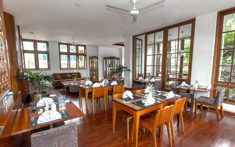 All You Can Eat Breakfast Buffet + Free Swimming Pool Access