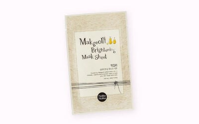 1 Makgeolli Brightening Mask Sheet