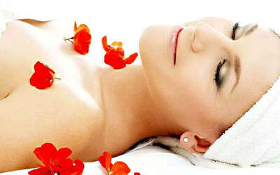 140-Minute Cooling Hydra Repair Face Treatment for 1 Person