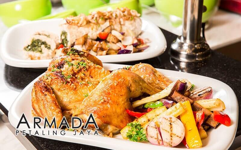 Hotel Armada PJ: Saturday BBQ Buffet Dinner for 1 Person